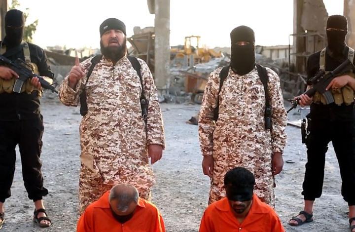 """عنصر من تنظيم الدولة يعدم شقيقه بتهمة """"الردة"""" (صور)"""