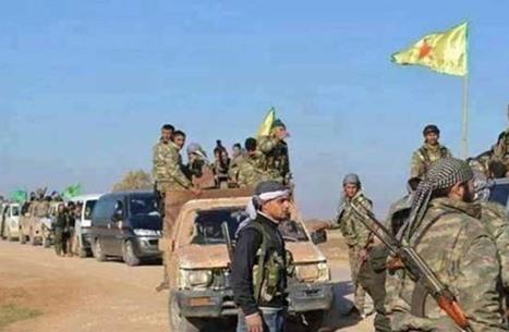 القوات الكردية تحاصر قرى شمال شرق سوريا وتنفذ اعتقالات