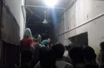 عصيان جديد بسجن حماة والائتلاف يطالب المجتمع الدولي بالتدخل