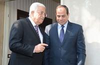 عباس ينوه بدعم مصر.. والسيسي يرد: فلسطين قضيتنا الأولى